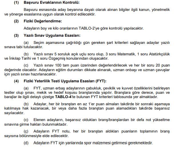 evrak listesi
