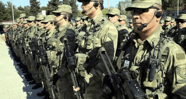 askeri alımlar