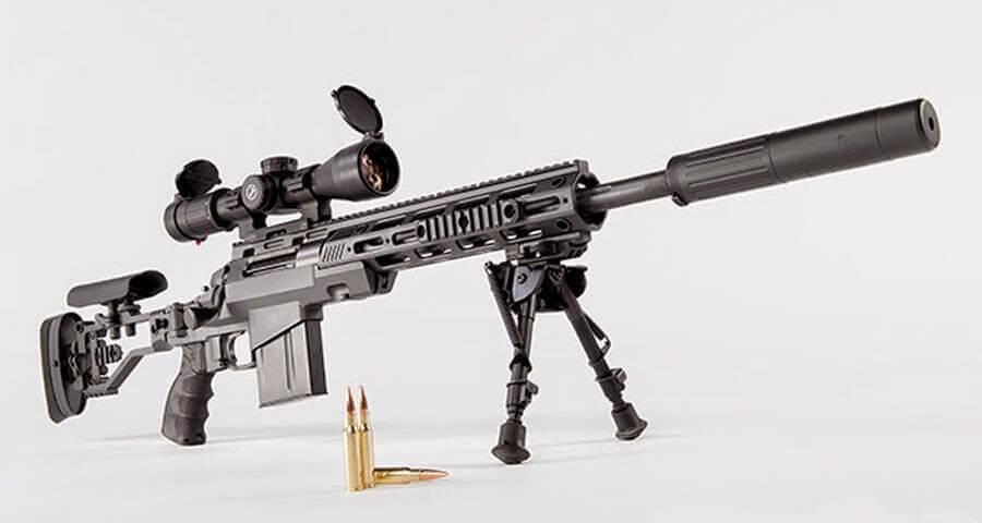keskin nişan silahı