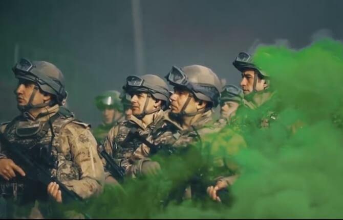 askerlikte jandarma