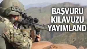 Askerlik Yapmadan En Az Lise Mezunu Uzman Erbaş Alımı!